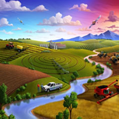 Precision Agricultures